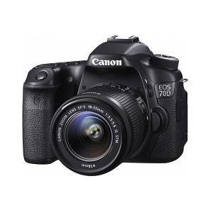 Canon デジタル一眼レフ EOS 70D EOS 70D EF-S18-55 IS STM レンズキット