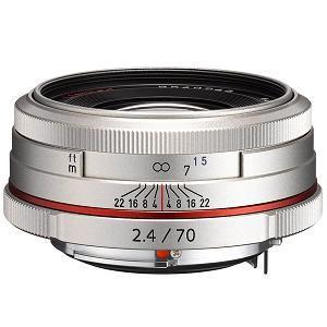 PENTAX レンズ HD DA70mm F2.4 LimitedSL