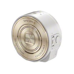 SONY レンズカメラ Cyber-shot DSC-QX10W