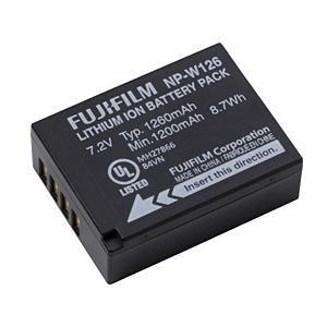 フジフイルム NP-W126 リチウムイオンバッテリー