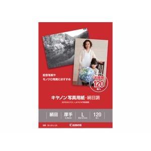 キヤノン [写真用紙 絹目調 L判 120枚] SG-201L120
