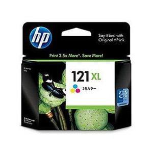 ヒューレットパッカード HPインク CC644HJ(HP121COLO