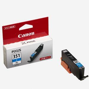 Canon インク BCI-351XLC