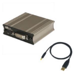 ラトックシステム VGA to DVI/HDMI 変換アダプタ REXVGA2DVIPW