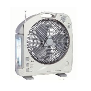 アズマ 充電式BOX扇 FB-2503DC