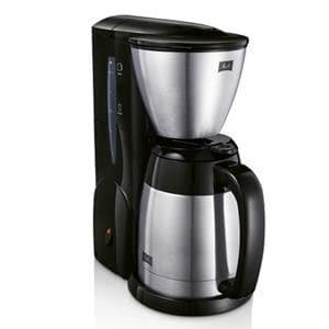 MELITTA コーヒーメーカー ジェットブラック アロマサーモステンレス2 MKM-531-B