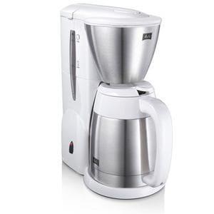 MELITTA コーヒーメーカー ピュアホワイト アロマサーモステンレス2 MKM-531-W