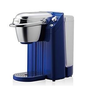 キューリグ・エフイー BS200-L 「ネオトレビエ」専用カプセル式コーヒーメーカー オーシャンブルー