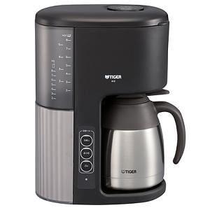 タイガー コーヒーメーカー カフェブラック ACE-M080-KQ