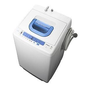 日立  全自動洗濯機(洗濯容量/脱水容量7kg)  ピュアホワイト  NWT71-W