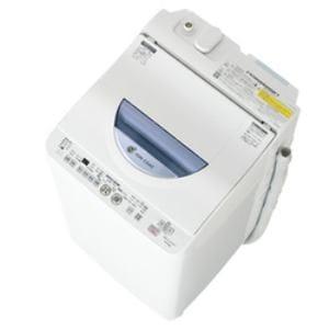 SHARP 洗濯乾燥機 ES-TG55L-A
