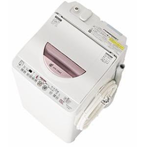 SHARP 洗濯乾燥機 ES-TG60L-P