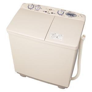 AQUA 二層式洗濯機 AQW-N55-HS