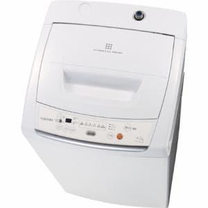 TOSHIBA 全自動洗濯機 AW-42ML(W)