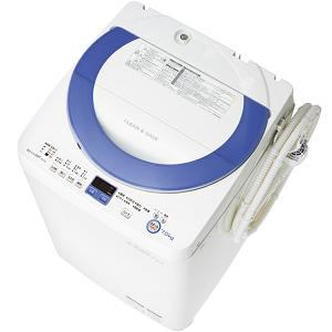 SHARP 全自動洗濯機 ヤマダ電機オリジナル ES-T706A