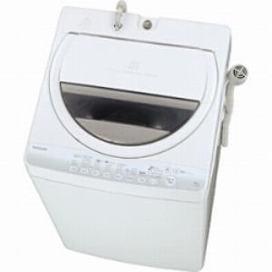 TOSHIBA 全自動洗濯機 AW-60GM(W)