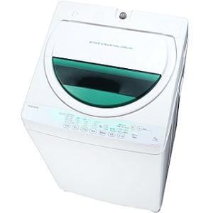 TOSHIBA 全自動洗濯機 AW-707(W)