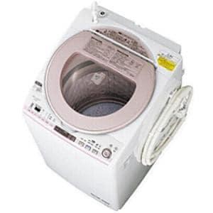 SHARP 洗濯乾燥機 ES-TX830-P