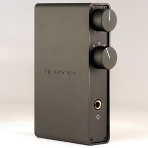 ニューフォース ICON-HDP/BLK USB DAC搭載 ヘッドフォンアンプ/プリアンプ ブラック