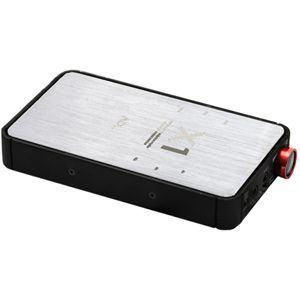 フルテック 24bit/192kHz対応USB DAC搭載ヘッドホンアンプ ADL-X1-SILVER