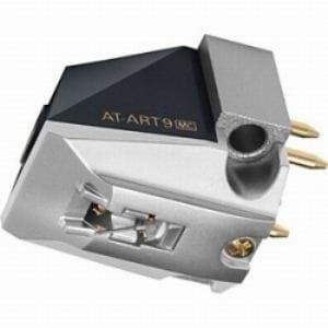 Audio-Technica MC型(デュアルムービングコイル)ステレオカートリッジ AT-ART9