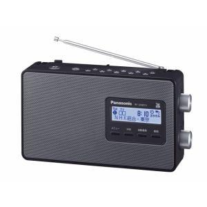 Panasonic  ワンセグTV(音声)/ AM/ FMラジオ RF-U100TV-K