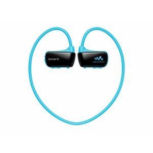 SONY ウォークマン(WALKMAN) 「Wシリーズ」 W274Sシリーズ 8GB ブルー NW-W274S(L)