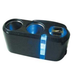 オウルテック  DCソケット&USB充電  OWM-11 OWM11
