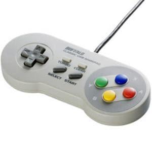 バッファロー ゲームパッド BSGP801