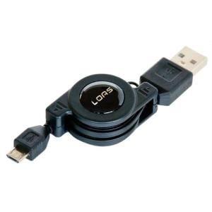 ナカバヤシ USBケーブル ZUHMRM007BK