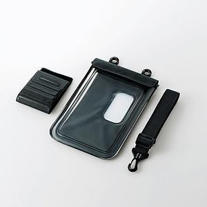 エレコム TB-01WPSBK タブレットPC汎用防水ケース