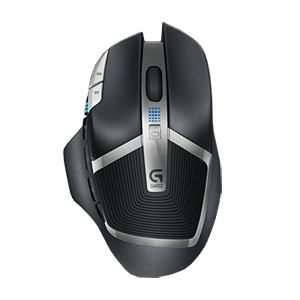 Logicool 11ボタン ワイヤレスゲーミングマウス G602