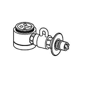 Panasonic 食器洗い乾燥機用 分岐水栓 CB-SSG6