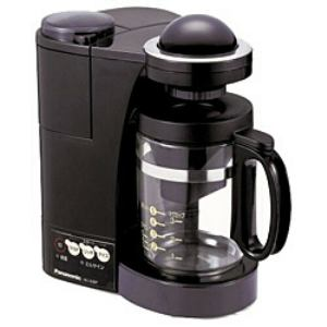 Panasonic コーヒーメーカー  NC-S35P-K