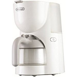 デロンギ コーヒーメーカー CM200J-WH