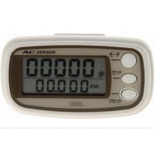 オーム電機 OYW-06 AC加速度センサー歩数計