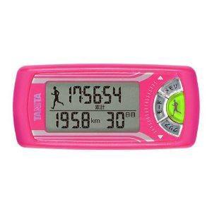 タニタ EZ-063-PK 活動量計 「カロリズム EZシリーズ」 ピンク