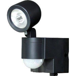 LEDセンサーライト デンチ ESL101BTBK