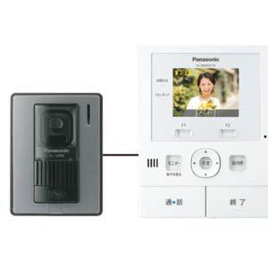 Panasonic ワイヤレスモニター付テレビドアホン VL-SWD210K
