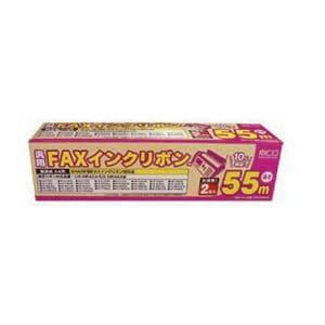ミヨシ FAXリボンシャープヨウ FXS55SH2