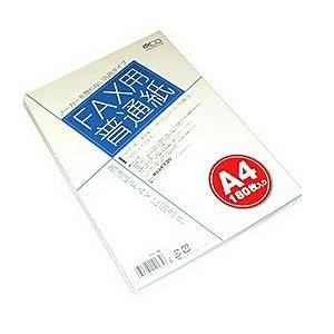 ミヨシ FAX用普通紙A4サイズ・180枚入 FXP180