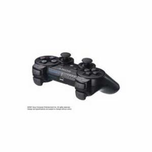 ワイヤレスコントローラ(DUALSHOCK3)ブラック CECH-ZC2J PS3用