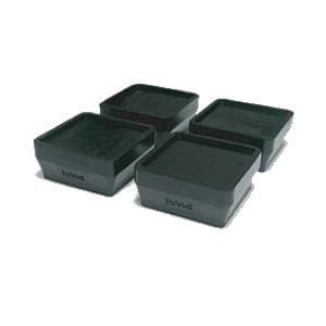 ハマダプレス hmd-5500  洗濯機用 高さ調節・防振/防音ゴムマット (4個入り)