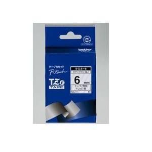 ブラザー ラベルテープ TZE111