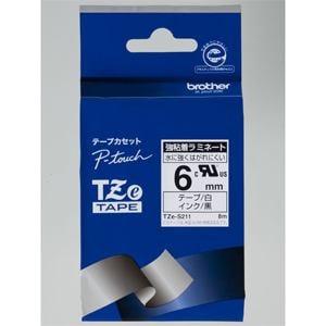 ブラザー ラベルテープ TZES211