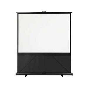キクチ科学研究所 床置きモバイルスクリーン GFP-100W