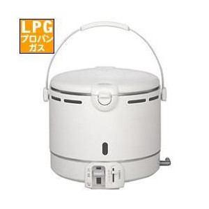 パロマ 業務用ガス炊飯器 プロパンガス(LP)用 PR-100DF-LP