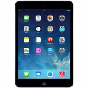 アップル iPad mini Retinaディスプレイモデル Wi-Fi 128GB スペースグレイ ME856J/A
