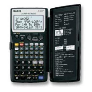 CASIO 電卓 関数電卓 fx-5800P-N