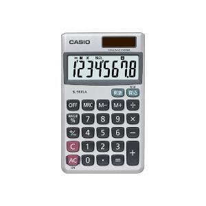 カシオ 電卓 SL-900LA-N